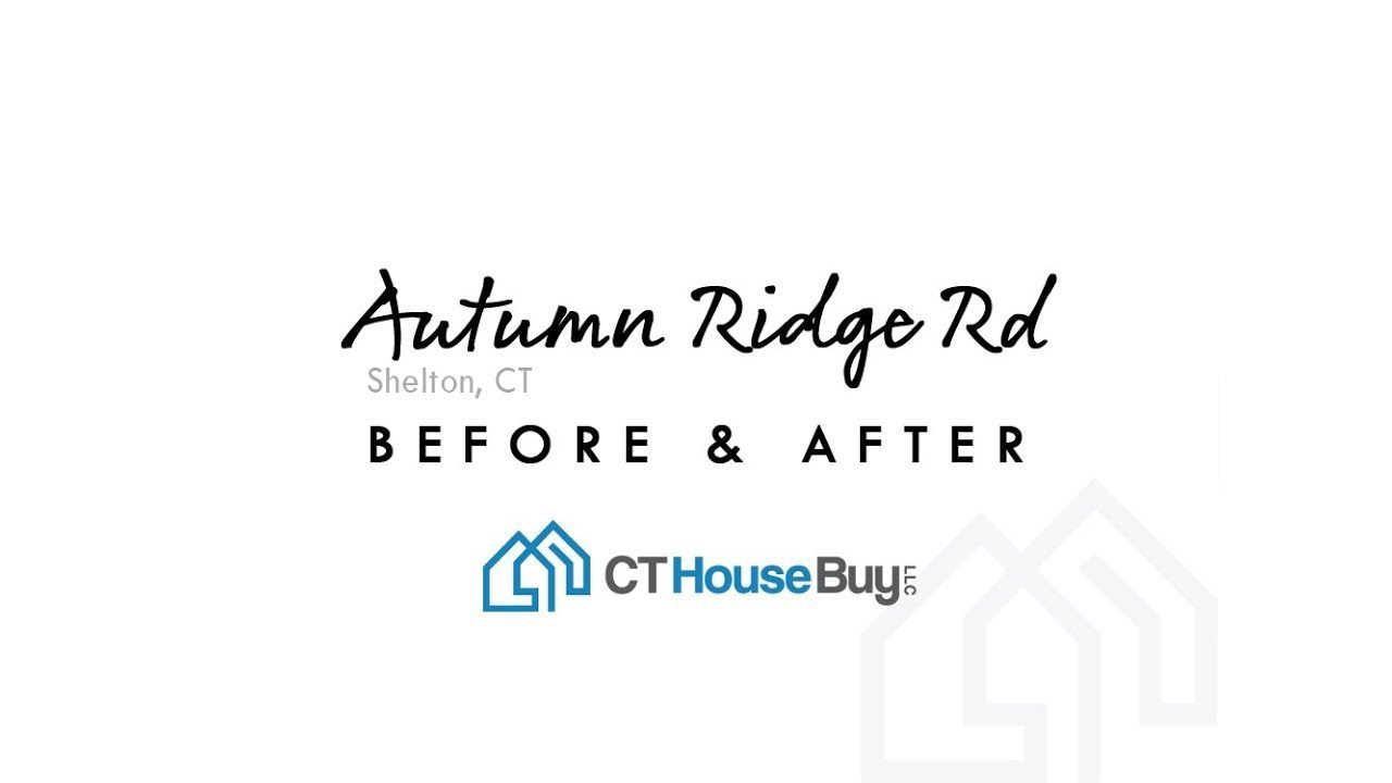 Autumn Ridge Rd 203 900 7110 We Buy Houses For Cash in CT