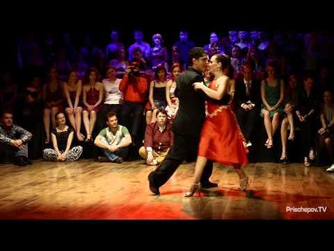 Sabrina and Ruben Veliz, 4-4, Planetango 11, 25-27 okt. 2013 Moscow