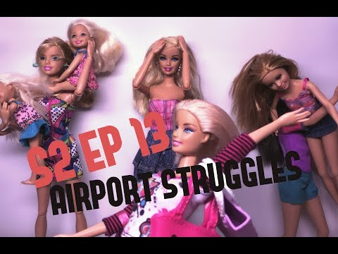 Anything But Ordinary! S2 EP 13: Airport  Struggles!