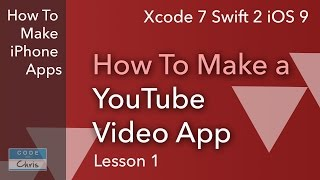 How To Make a YouTube Video App