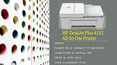 HP DeskJet Plus 4152 series