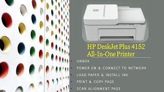 HP DeskJet Plus 4152 | 4155 pr…