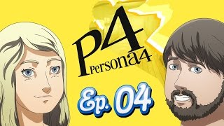 Persona 4: Kids Are Just Sucked Into The Television These Days - Ep.4