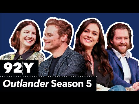 Outlander's Stars Talk Season 5