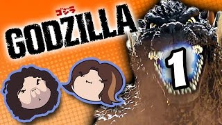 Godzilla: Bringing The Disaster - PART 1 - Game Grumps