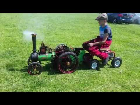 Heskin Steam Rally 2018