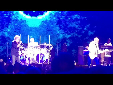 The Who in AC (7/22/17) closing numbers