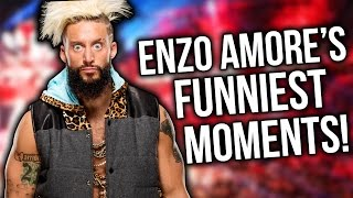 WWE Enzo Amore's Best/Funniest Moments of 2016