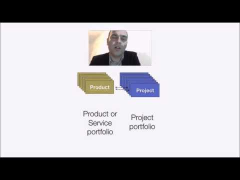 Project Portfolio vs  Product Portfolio