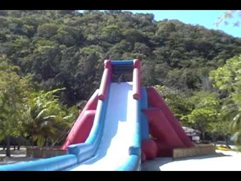 Labadee Haiti Water Slide