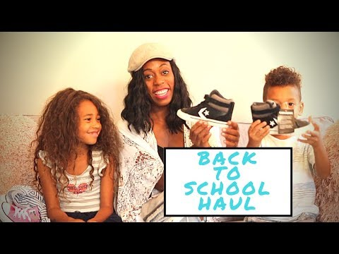 BACK TO SCHOOL SHOPPING & TRY ON HAUL   | Britt's Space