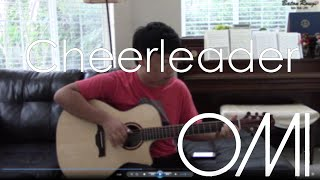 (OMI) Cheerleader - [Free Tabs] Fingerstyle Guitar Cover