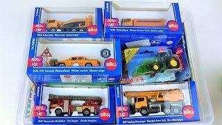 Box Full of Cars Siku Cars for boys Video for Kids New cars Siku