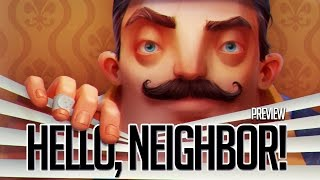 HELLO NEIGHBOR PREVIEW #001 - Nachtmahr Nachbar | Gronkh