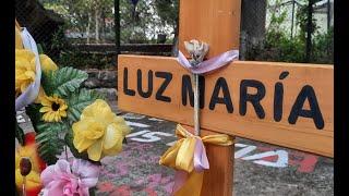 Informan la situación legal del acusado de la muerte de Luz María López