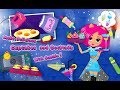 Monster Sisters Fashion Party | TutoTOONS Games for Kids