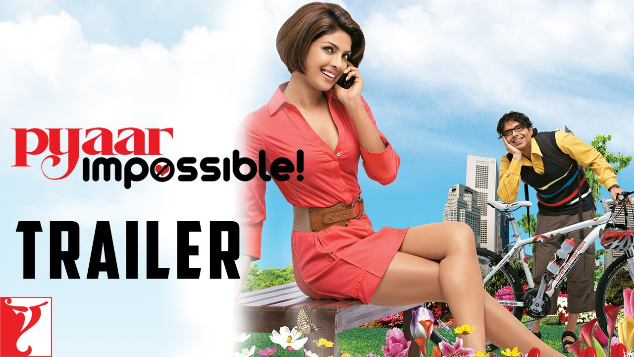 Download Pyaar Impossible   Official Trailer   Uday Chopra   Priyanka Chopra