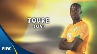 Yaya Toure - 2010 FIFA World Cup
