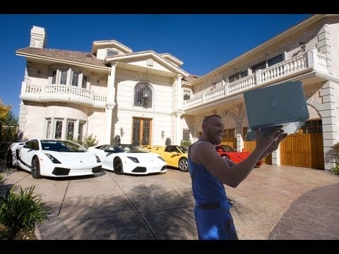 Luxury House And Car conor mcgregor shows luxury house, sports cars, clothes and