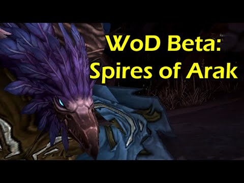 how to get to spires of arak