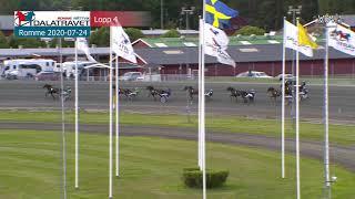 Vidéo de la course PMU PRIX TREARINGSLOPP STON