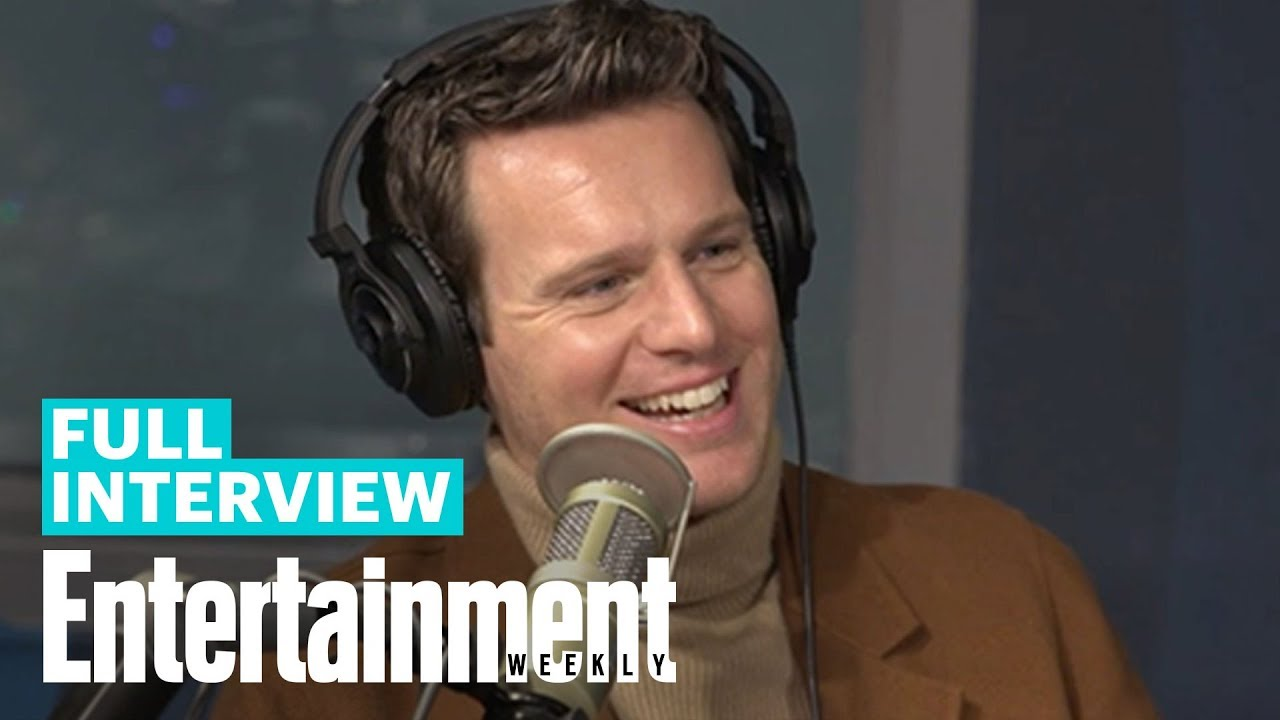 Jonathan Groff Dishes On Disney's 'Frozen 2', His Career & More
