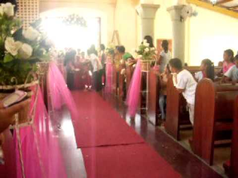 Filipino Wedding Ceremony  YouTube