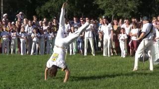Капоэйра/Capoeira Dende. День молодёжи-2016. Сумы (Украина)