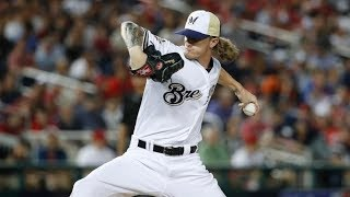 Josh Hader Ultimate 2018 Highlights