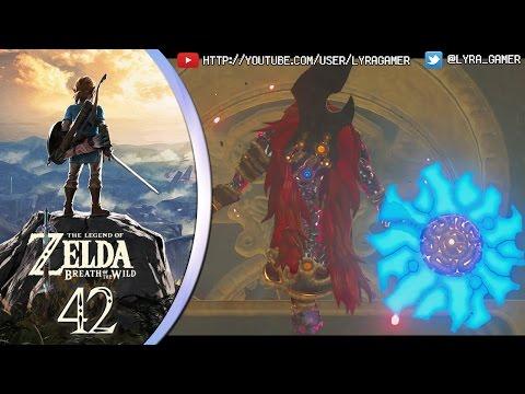 The Legend of Zelda: Breath of the Wild #42 - Ira del Rayo de Ganon. La Ira de Urbosa