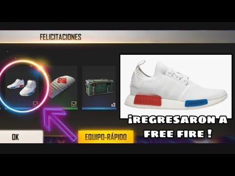 Venta Tenis Adidas Free Fire En Stock