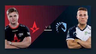 CS:GO - Astralis vs. Liquid [Mirage] - Group A Round 1 - ESL Pro League Season 6 Finals [2/2]