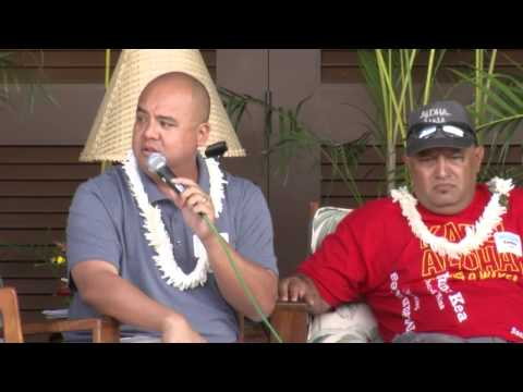2015 Native Hawaiian Education Summit - Panel 1: 'Ōlelo Hawai'i Education