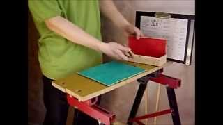 Технология. 5-6 класс: Изготовление бамбукового сундучка - www.azteh.ru