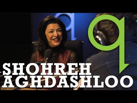 """Shohreh Aghdashloo - """"I had to fight for every right. For my basic right!"""""""