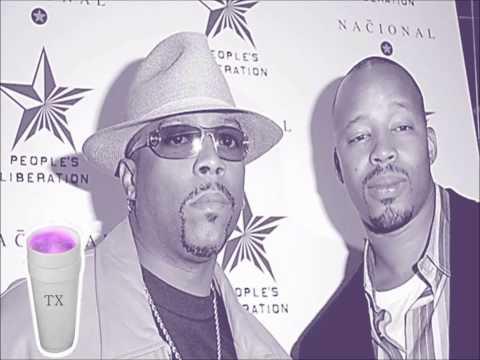 Warren G Ft Nate Dogg Young Jezzy Bun B Keep on Hustlin Screwed&CHopped