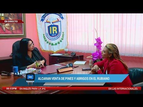 Aclaran venta de pines y abrigos en el Instituto Rubiano