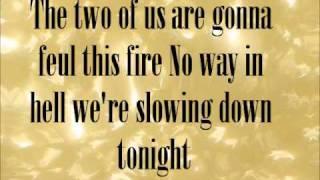 Move Your Body~ My Darkest Days lyrics