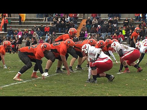 Thanksgiving High School Football Highlights