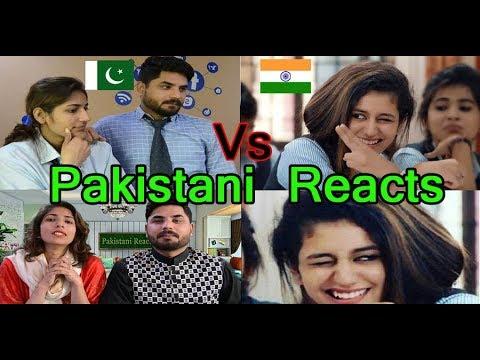 Pakistani Reacts To | Priya Prakash Varrier| Oru Adaar Love | Official Teaser | Viral Video