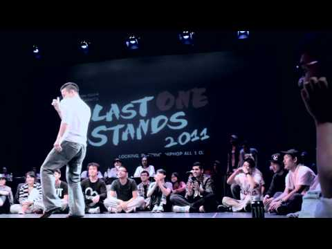 LAST ONE STANDS TV: 2011 FLASH BACK   DINO China VS Slim BoogieUSA