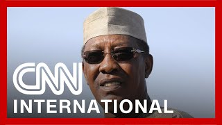 President of Chad dies from injuries on front line