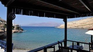 Creta: la spiaggia di Balos presso la penisola di Granvoussa(La splendida spiaggia di Balos, una delle spiagge più belle di Creta. Video tratto dal programma Diari di Viaggio in onda su Marcopolo (canale 414 di Sky)., 2012-07-23T15:01:09.000Z)