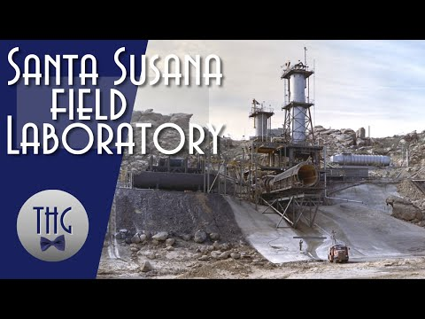 The Santa Susana Field Laboratory