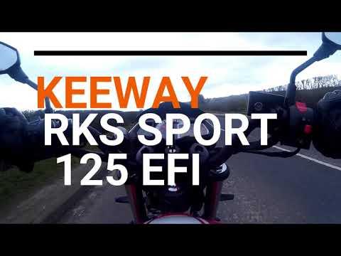 Keeway RKS 125 Sport On Board
