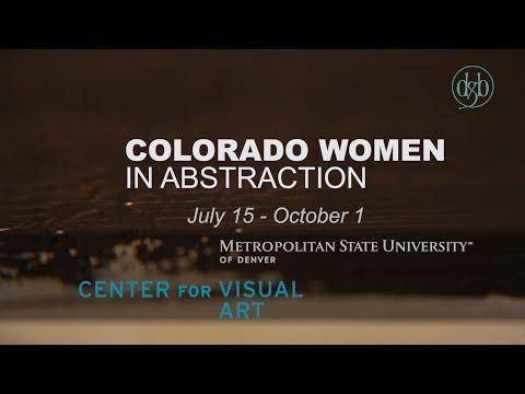Colorado Women In Abstraction