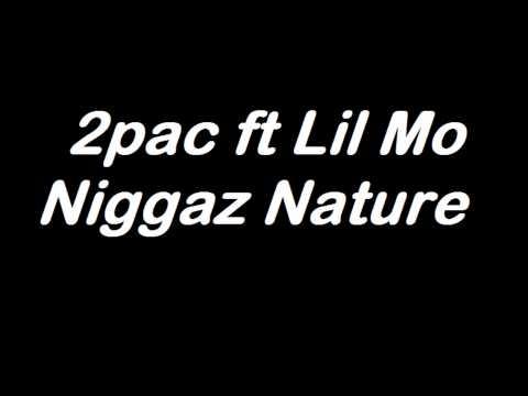 2pac ft Lil Mo - Niggaz Nature