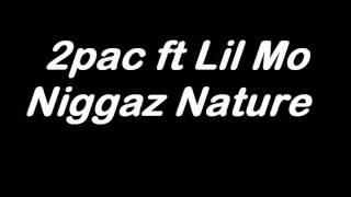 2pac ft Lil Mo - Niggaz Nature