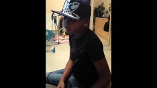 Repeat youtube video Mon fils chante mme pavoshko de black M