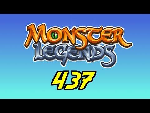 """Monster Legends - 437 - """"Dr. Viktor's Crazy Lab"""""""